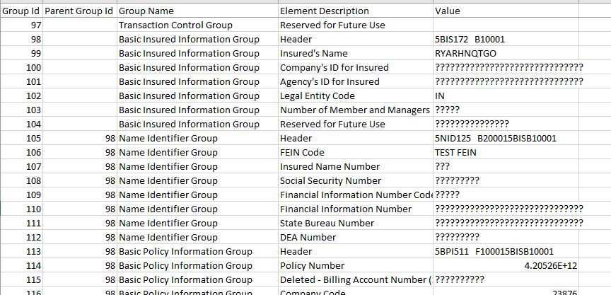 AL3 to Detailed CSV